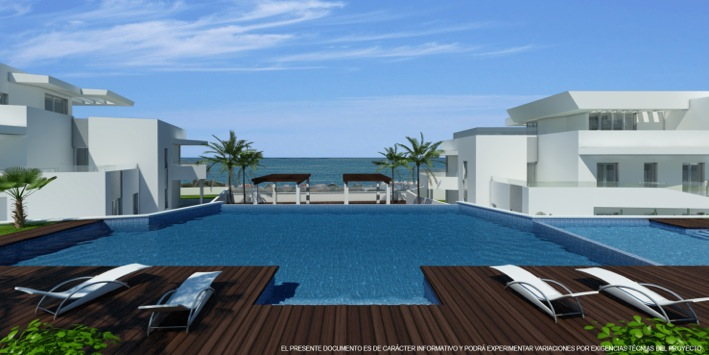 Stunning, brand new, modern 3 bed 3 bath apartments from only €299,500.