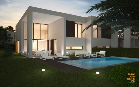 Moraira New Build Properties